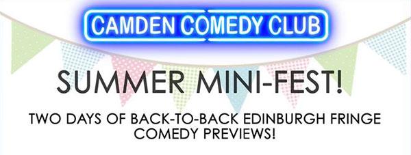 Summer mini fest